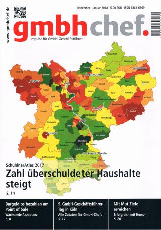 Fachartikel im gmbhchef-Magazin