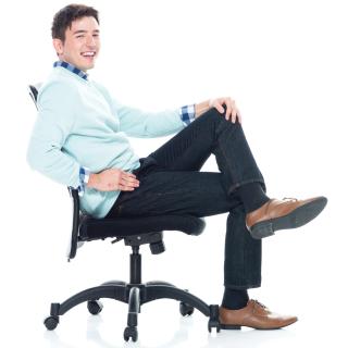 Bürostuhl für große Menschen